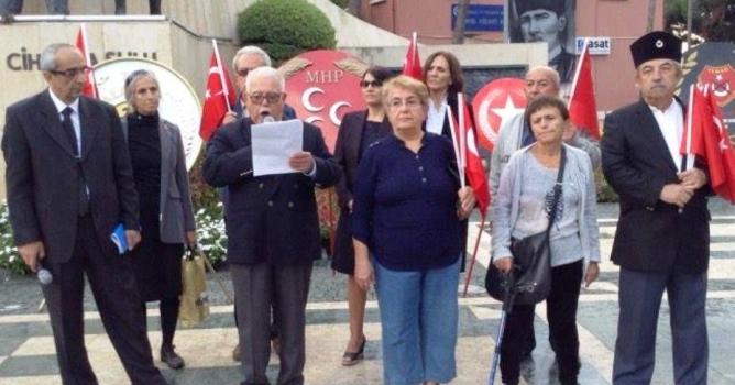 '10 Kasım yas değil mücadele günüdür'