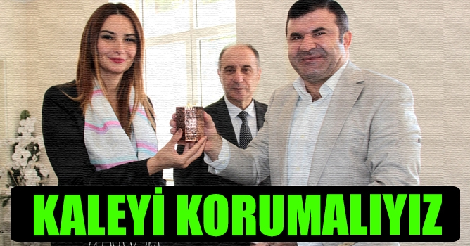'Azerbaycan'da da  kardeşimiz olacak'