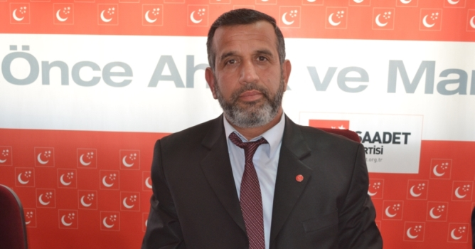 'Ezanı susturan  CHP değil midir?'