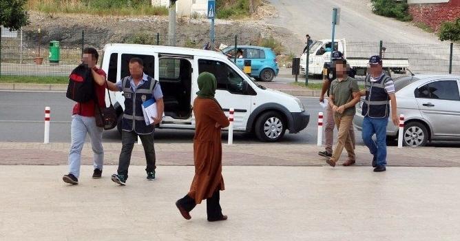 (FETÖ/PDY) soruşturması kapsamında iki öğretmen Tutuklandı