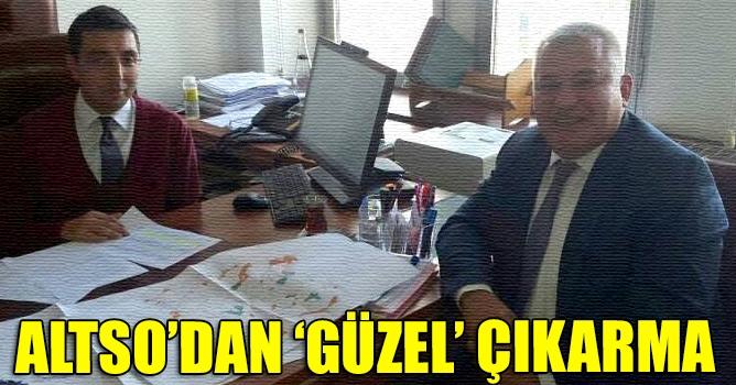 'Güzelbağ' için  Ankara çıkarması