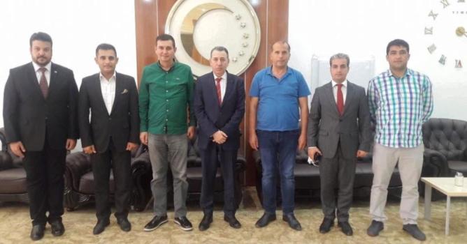'Türkmen kardeşlerimizin yanındayız'