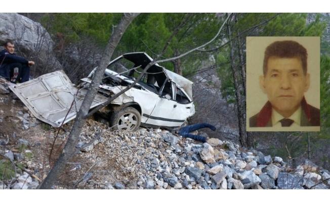 Avukat ve müvekkili kazada can verdi