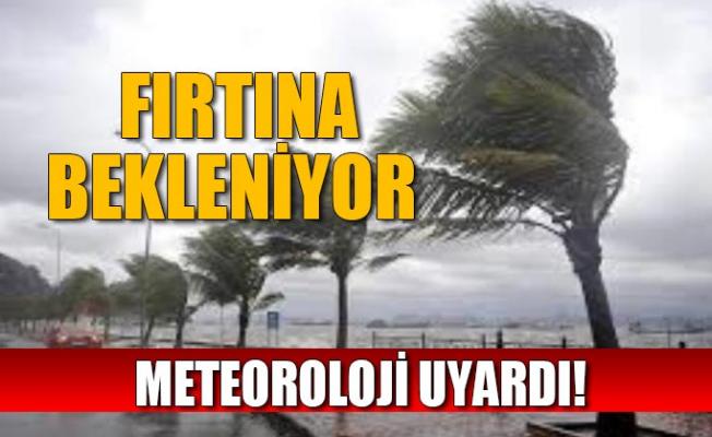 Meteoroloji'den Alanya uyarısı