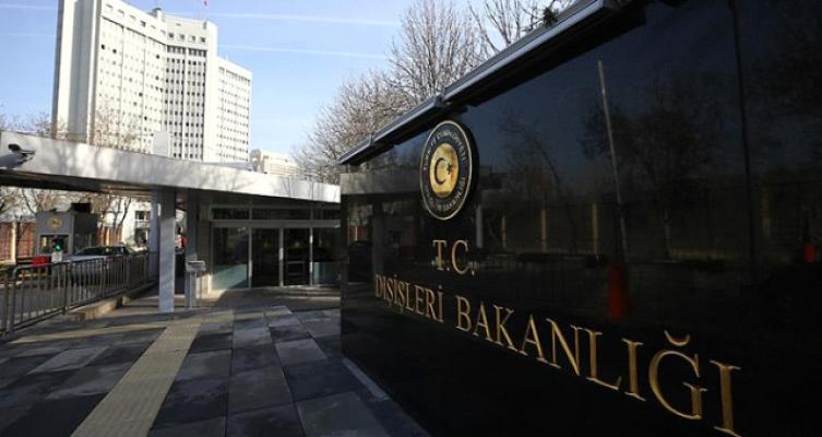 Rusya ve İran Büyükelçileri Dışişleri Bakanlığı'na Geldi