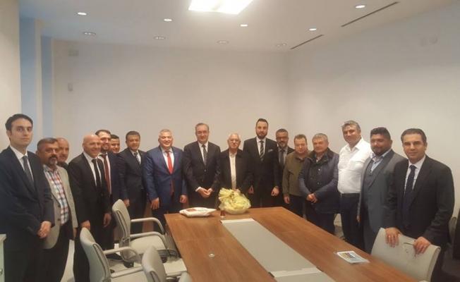 ALTSO'dan Bosna Hersek'li yatırımcılara çağrı