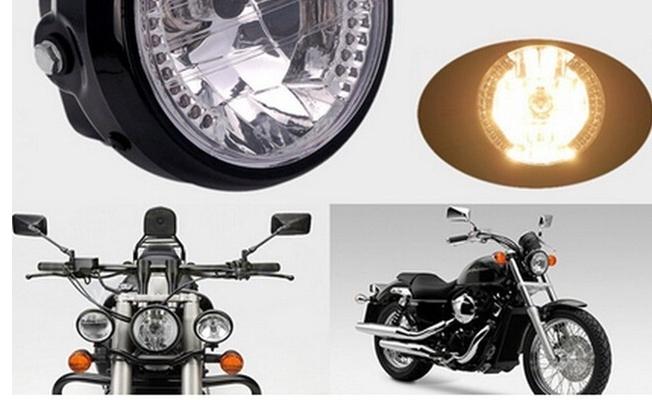 Motosiklet Far ve Sinyal Yedek Parça