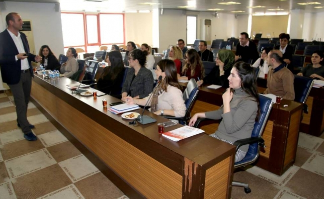 Risk Tabanlı Proses  Eğitimi gerçekleştirildi