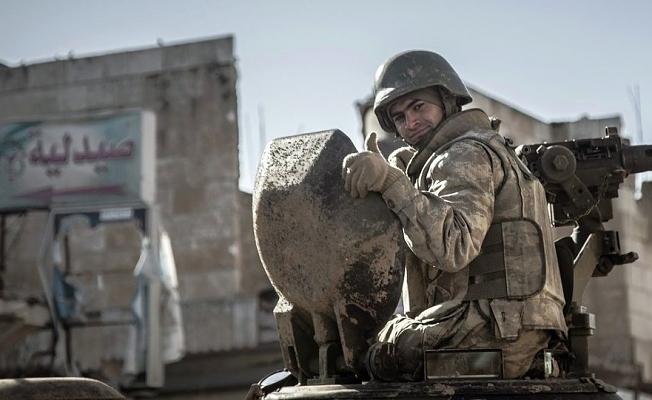 Afrin'de kontrol tamamıyla sağlandı