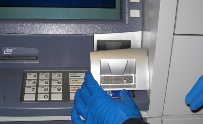 Banka ATM'sinden dudak uçuklatan soygun