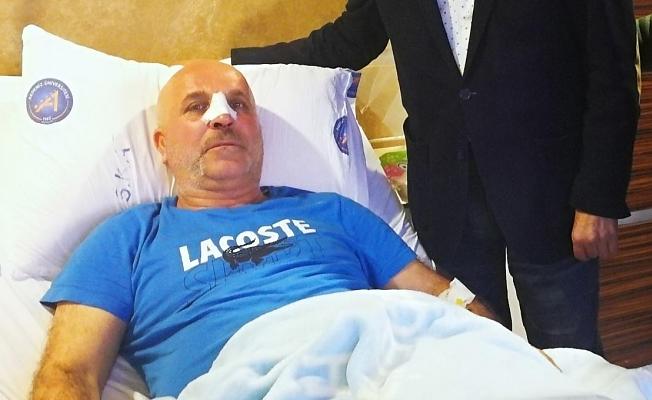 Başkan Çavuşoğlu ameliyat oldu