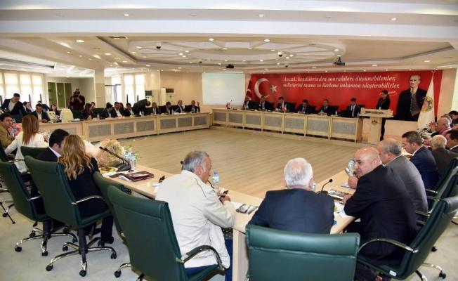 Belediye Meclisi'nden Mehmetçiğe destek