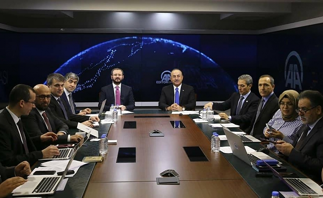 Çavuşoğlu: Afrin'de yağma iddialarını inceliyoruz