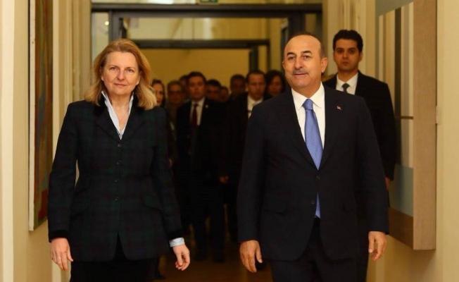 Çavuşoğlu Afrin harekatı için tarih verdi