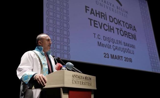 Çavuşoğlu, Gençlik kongresine katılacak