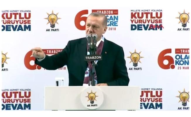 Erdoğan'dan Bürokratlara Sert Mesaj