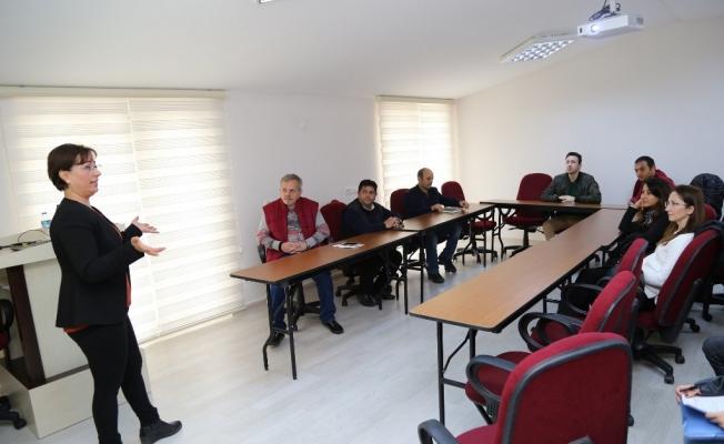 İngilizce öğretmenlerine çalıştay
