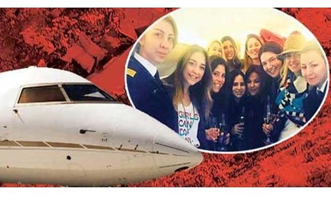"""İran: """"Düşen Türk uçağının uçuş verileri bulunamadı"""""""