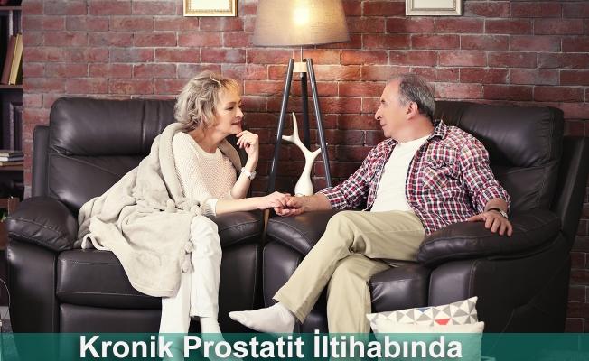 Kronik Prostatit İltihabında İlaçsız ve Ameliyatsız Yeni Nesil Tedavi