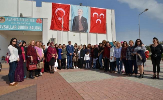 MHP Avsallar Teşkilatı'ndan kadınlara özel etkinlik