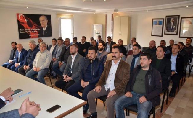 Türkdoğan'dan  kurultaya davet