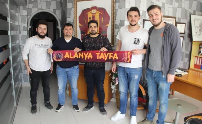 UltrAslan'dan Zamanoğlu'na ziyaret