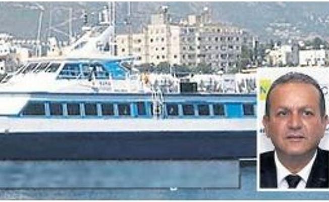 Antalya-Girne gemi  seferleri yapılacak