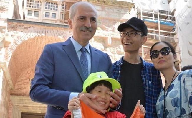 'Bu yıl 500 bin Çinli turist ağırlarız!'