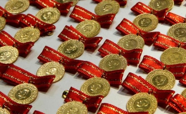 Çeyrek altın üretimi  4 yılın zirvesine çıktı