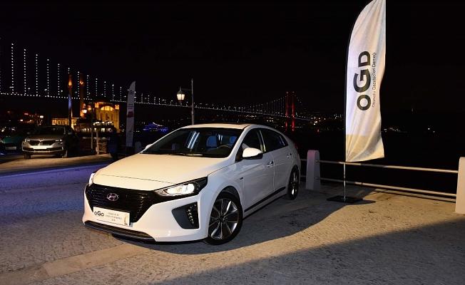 Hyundai IONIQ Hybrid,  yılın otomobili seçildi