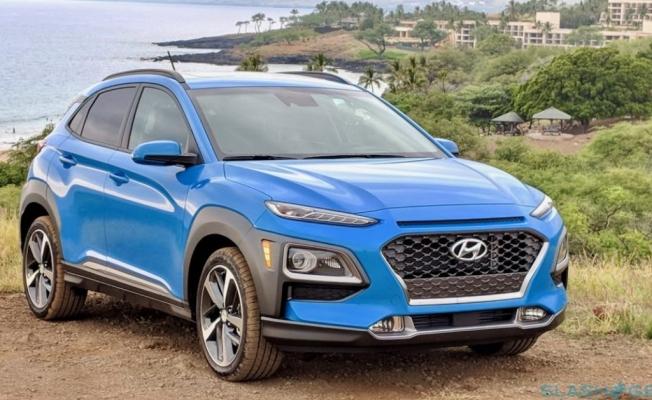Hyundai KONA, 2018 Red Dot Tasarım Ödülü'nü aldı