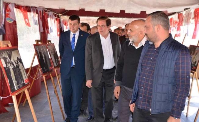 MHP'den Türkeş sergisi