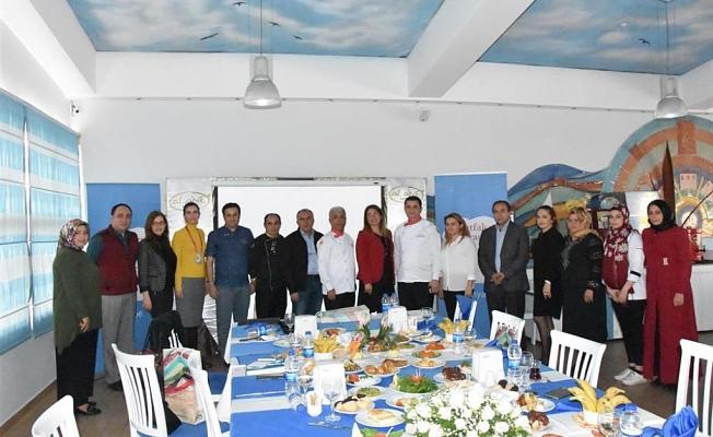Mutfak Mirası  için toplandılar