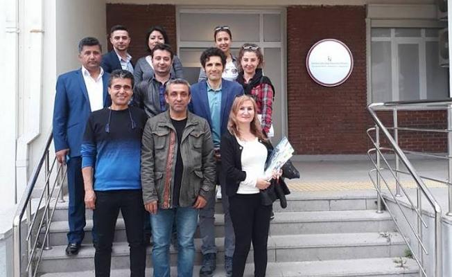 Özgün Kardelen'den  akademik ziyaret