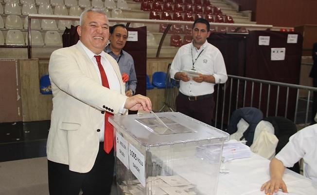 Şahin 51, Tuna 17 meclis üyesi aldı