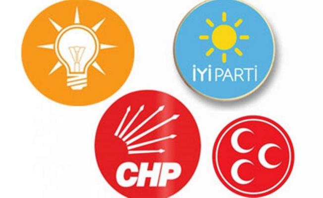 Antalya'dan 373, Alanya'dan 33 aday adayı