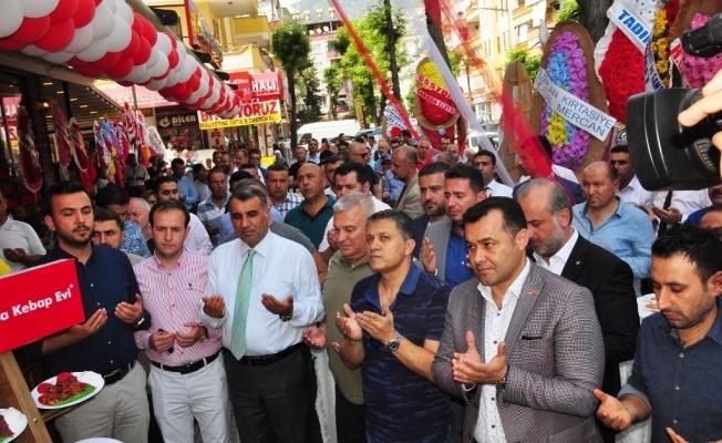 Bursa Kebap Evi açıldı