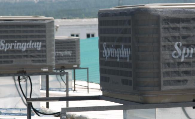 Evaporatif soğutucuların faydaları nelerdir?