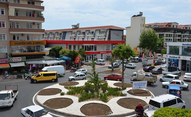 Konaklı İstiklal Caddesi yenilendi