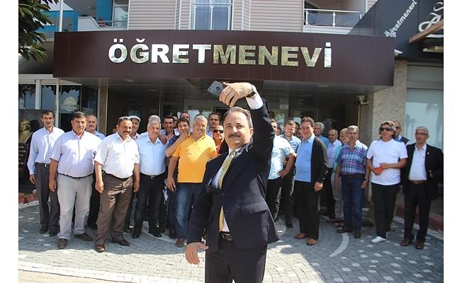 Muhtarlar'dan Uludağ'a tam destek