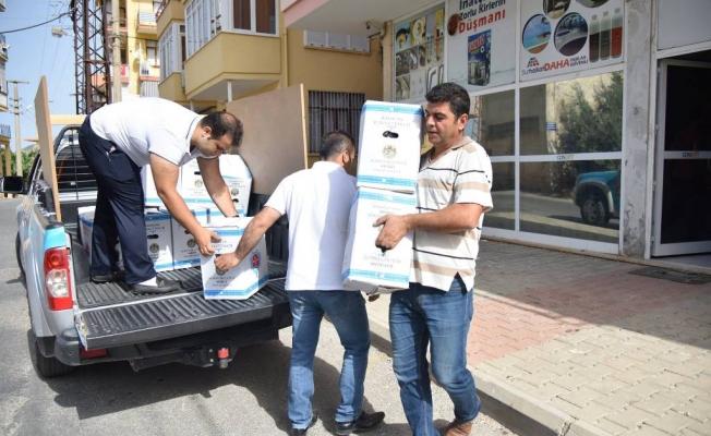 Ramazan ayında 5 bin  aileye yardım yapılıyor