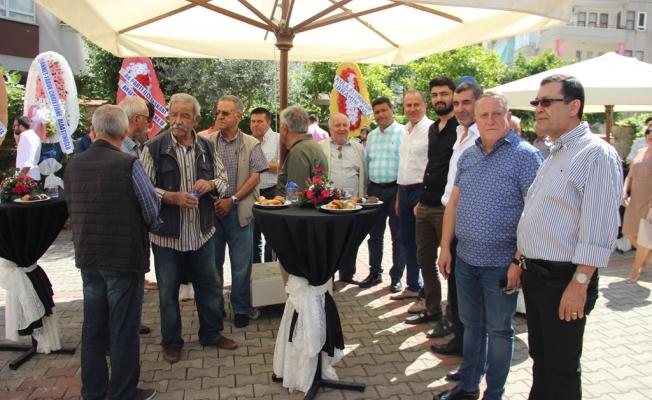 Sına ve Alaettinoğlu  Hukuk Bürosu açıldı
