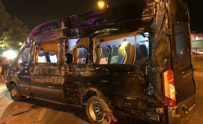 Alanya yolunda TIR dehşet saçtı: 1 turist öldü 4'ü ağır yaralı