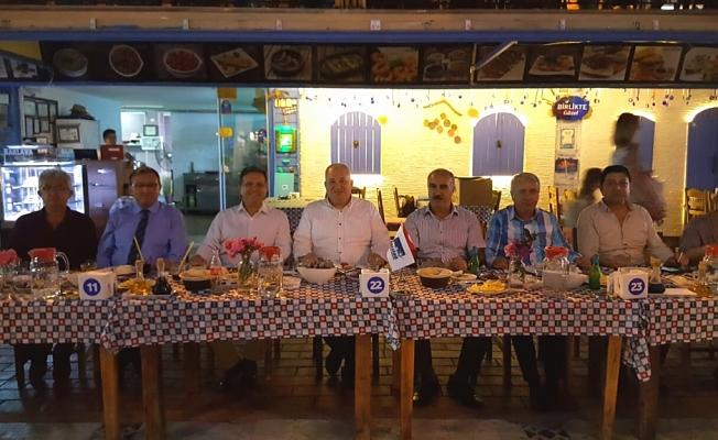 ALSİAD'dan ikinci  iftar buluşması
