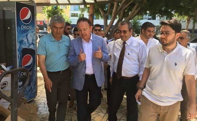İYİ Parti'den Gazipaşa çıkarması