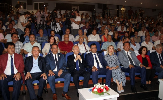 Kılıçdaroğlu'ndan  turizm eleştirisi
