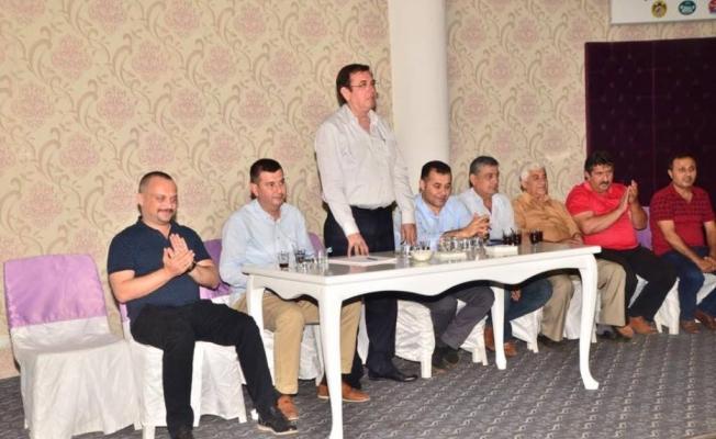 MHP Çıplaklı'da ittifakı anlattı