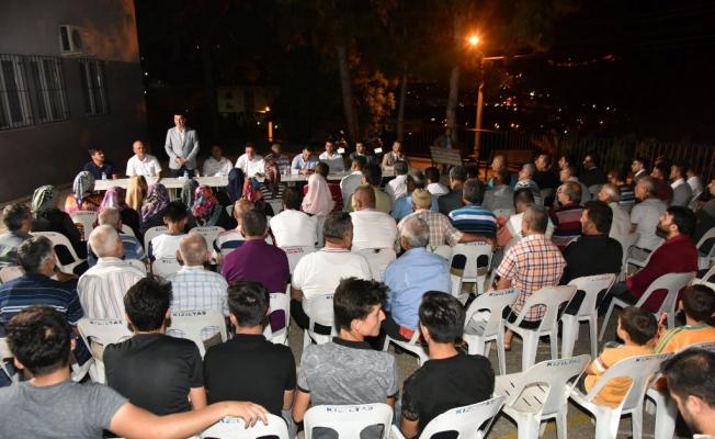 MHP'den akşam toplantısı