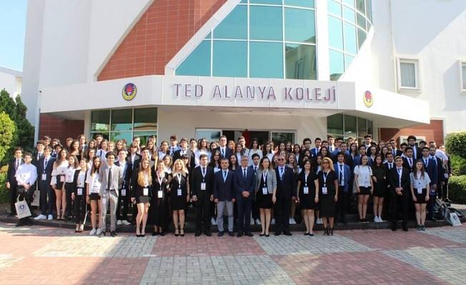 TED Alanya'dan bir ilk