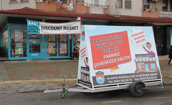Yenialp: Tek çare  market yasası!
